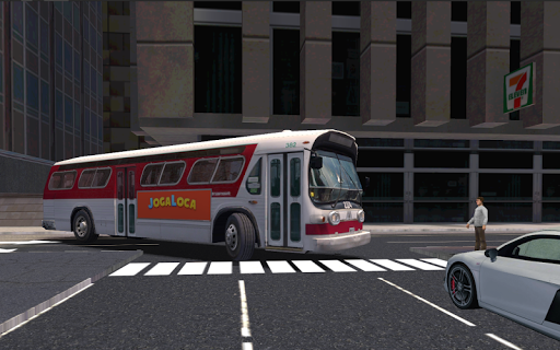 Игра Bus Simulator для планшетов на Android