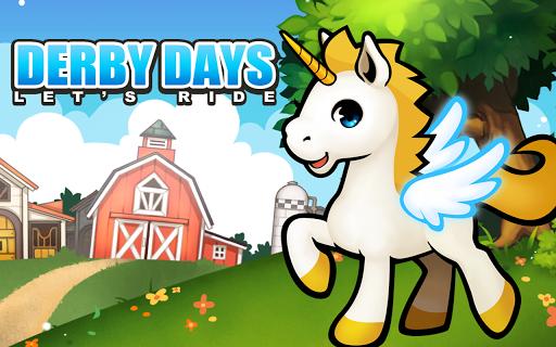 "Игра ""Derby Days"" для планшетов на Android"