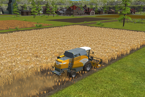 "Игра ""Farming Simulator"" на Андроид"