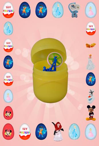 Surprise Eggs на Андроид