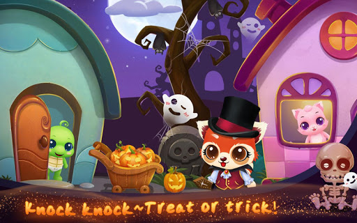 Pet Halloween Night на Андроид