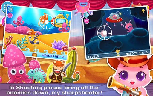 Игра Pet Fairground для планшетов на Android