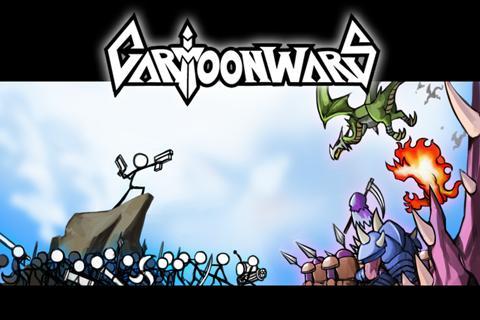 "Игра ""Cartoon Wars"" для планшетов на Android"