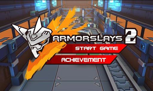"Игра ""Armorslays 2"" на Андроид"
