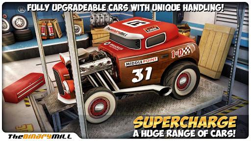 """Игра """"Mini Motor Racing"""" для планшетов на Android"""