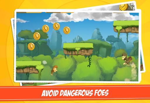 Monkey Mayhem скачать на Андроид