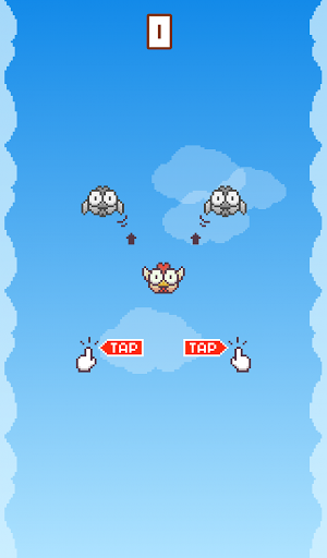 Chick Can Fly для планшетов на Android