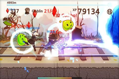 "Игра ""Fantasy & Runners"" для планшетов на Android"