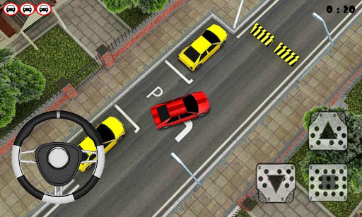 Парковка Challenge 3D [LITE]