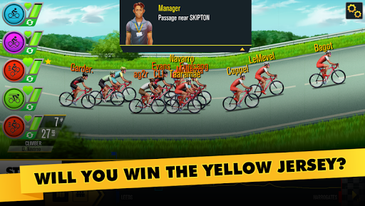 Игра Tour de France 2014 для планшетов на Android