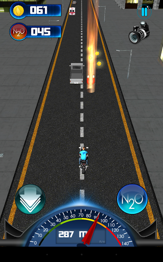Extreme Moto Racer 3D на Андроид