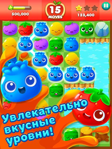 Игра Охота на фрукты для планшетов на Android