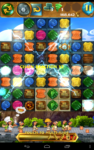 Игра 7 Wonders: Magical Mystery Tour для планшетов на Android
