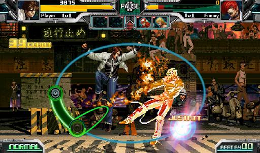 Игра THE RHYTHM OF FIGHTERS на Андроид