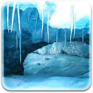 Живые обои RealDepth Ice Cave LWP