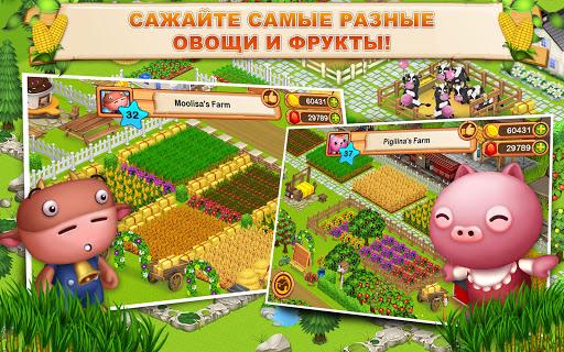 Игра Ферма старого Макдональда для планшетов на Android