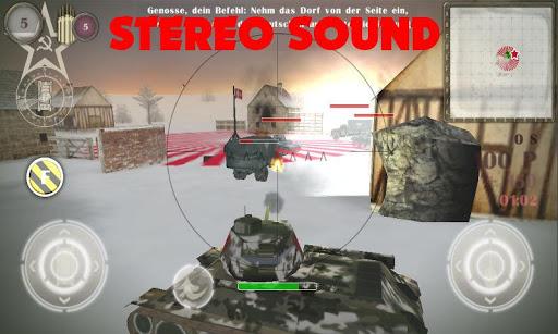 Игра Battle Killer Tank 34 3D для планшетов на Android