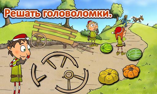 Игра Farm Friends для планшетов на Android