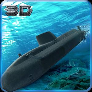 Submarine — война 3D