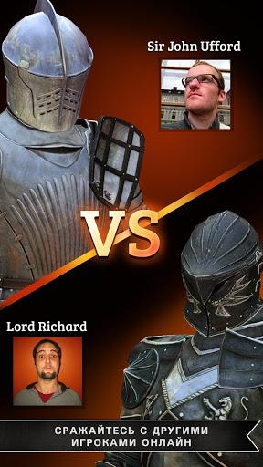 Игра Непобедимый рыцарь на Андроид