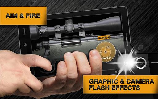 "Игра ""Weaphones: Firearms Simulator"" для планшетов на Android"