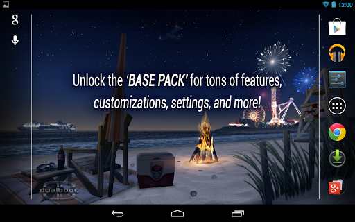 My Beach HD Free скачать на планшет Андроид
