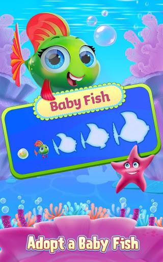 My Little Fish на Андроид