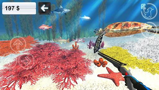 Подводная охота на Андроид