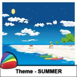 Theme eXPERIAnz — SUMMER