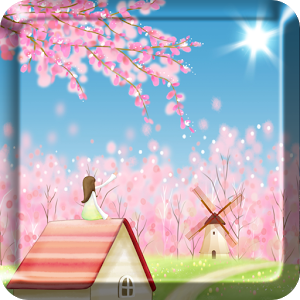 Сакура: Живые обои — бесплатно