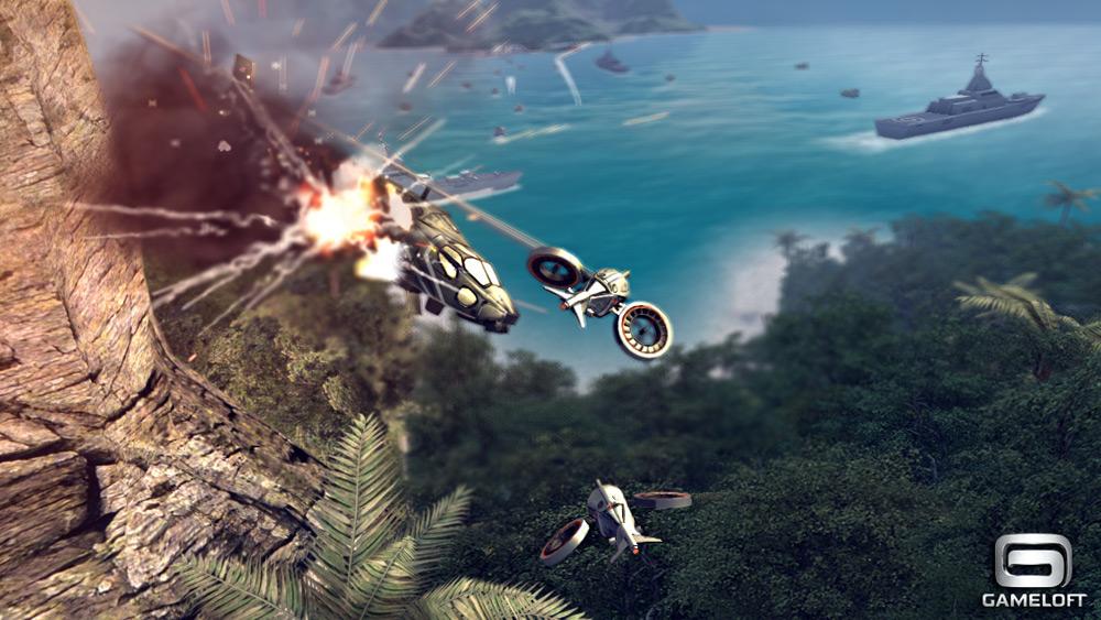 Скриншоты и видео из игры Modern Combat 4: Zero Hour