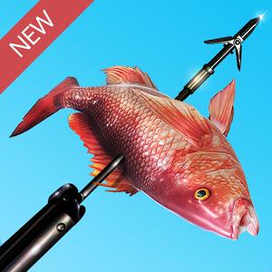 Подводная рыбалка: охота в 3D