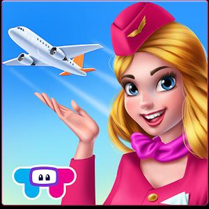Девушка на высоте — Стюардесса