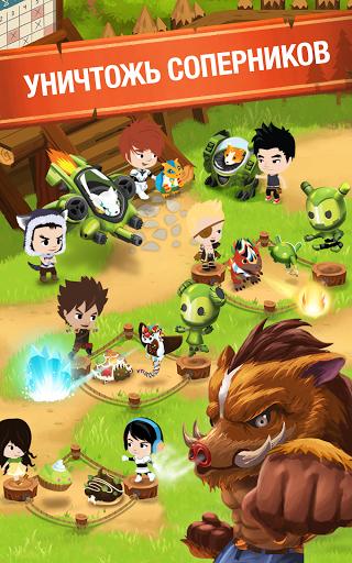 Игра Battle Camp на Андроид
