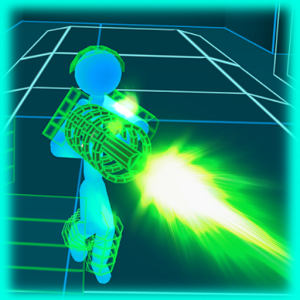 Stickman: Neon Gun Warriors