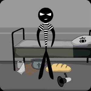Stickman: побег из тюрьмы — 3