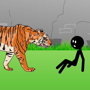 Stickman mentalist: Animals Killer