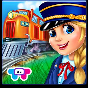 Веселые поезда: по вагонам