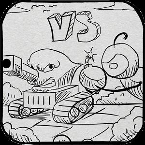 Super Tank vs Bomber