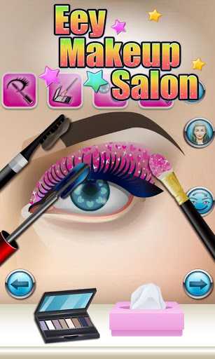 Eyes Makeup Salon