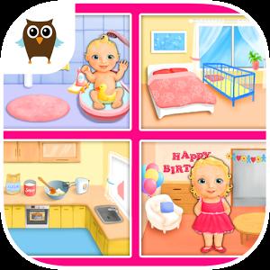 Sweet Baby Girl Dream House