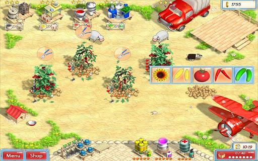 Игра Солнечная ферма на Андроид