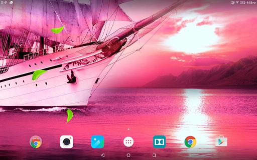 Океан - Живые Обои скачать на планшет Андроид
