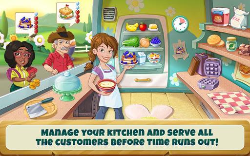 Игра Kitchen Scramble для планшетов на Android