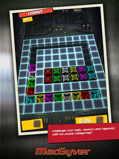 Игра MacGyver Deadly Descent на Андроид