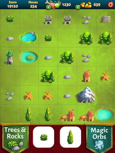 Farms & Castles скачать на Андроид