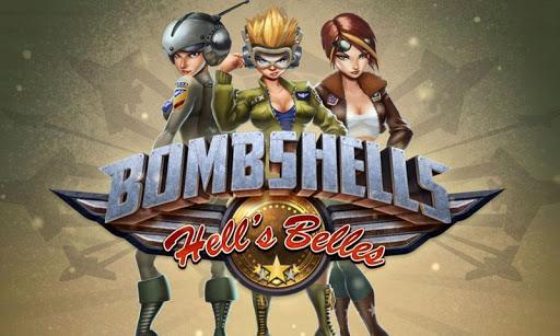 """Игра """"Bombshells: Hell`s belles"""" на Андроид"""