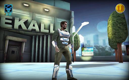 "Игра ""Total Recall - The Game - Ep1"" для планшетов на Android"