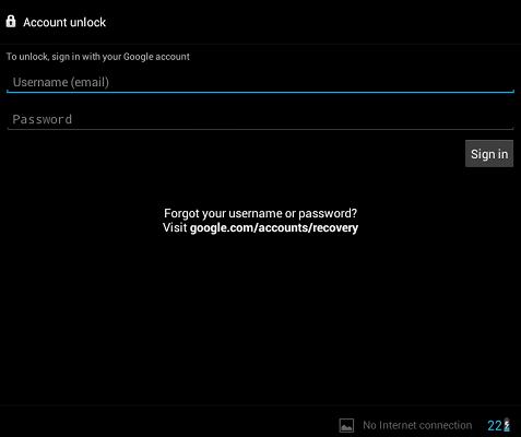 Как поменять имя пользователя в планшете