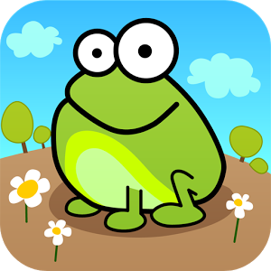 Игра «Tap the frog: Doodle»